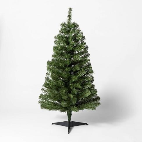 Tall Skinny Christmas Tree Silhouette.3ft Unlit Alberta Slim Spruce Artificial Christmas Tree Wondershop