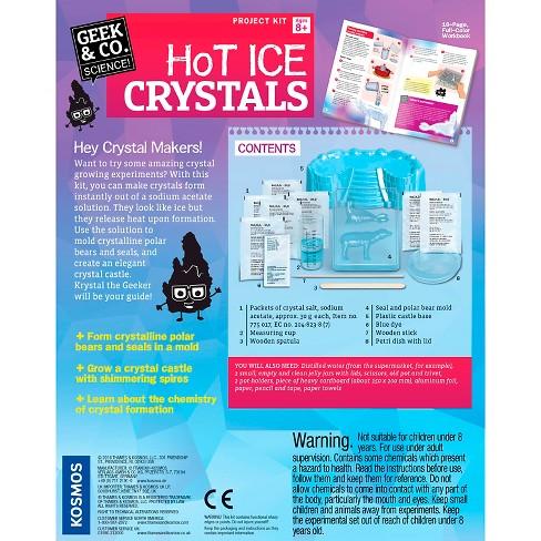 Hot ice youtube.
