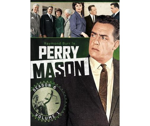 Perry Mason:Sixth Season Vol 1 (DVD) - image 1 of 1