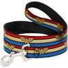 Wonder Woman - Buckle-Down Dog Leash & Collar Set - L - image 3 of 4
