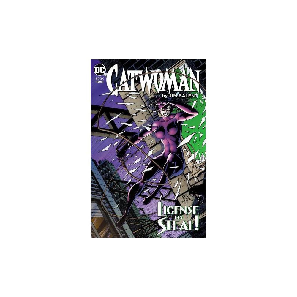 Catwoman by Jim Balent 2 - (Catwoman) by Jo Duffy & Doug Moench & Chuck Dixon (Paperback)