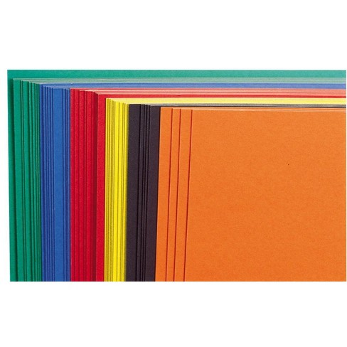 Sax Heavy Duty Display Board, 22 x 28 Inches, 14-Ply Thickness, Assorted Colors, pk of 50 - image 1 of 1