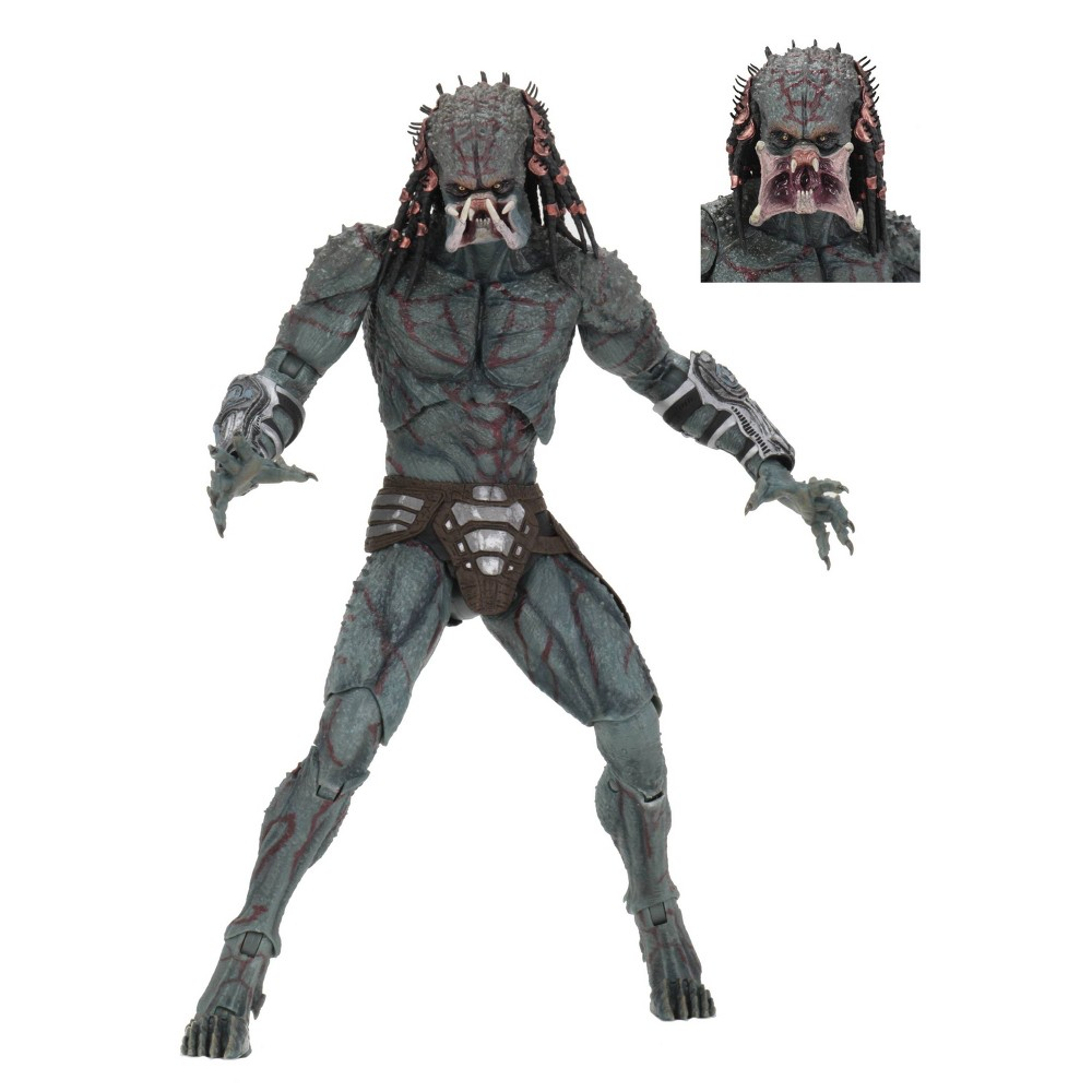 """Image of """"The Predator (2018) Deluxe Armored Assassin 7"""""""" Action Figure"""""""