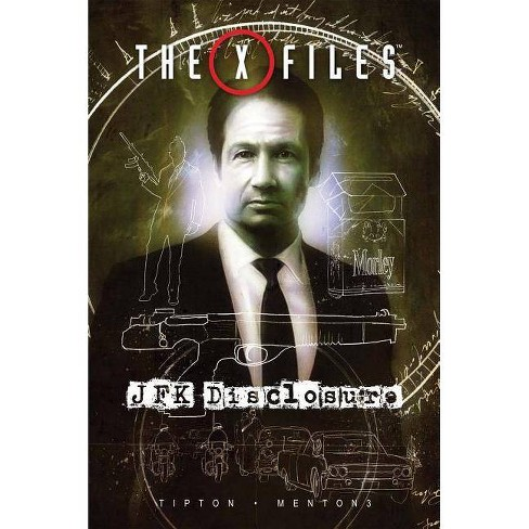 The X-Files: JFK Disclosure - by  Denton J Tipton (Hardcover) - image 1 of 1