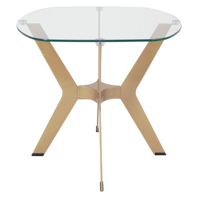 Accent Tables Deep Gold - Studio Designs Home
