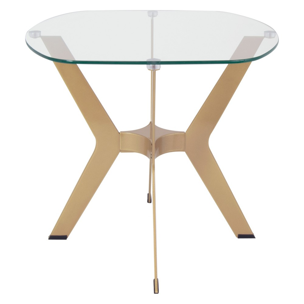 Image of Accent Tables Deep Gold - Studio Designs Home