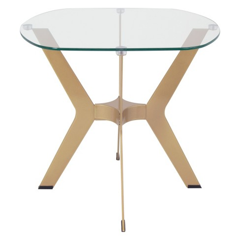 Accent Tables Deep Gold - Studio Designs Home - image 1 of 4