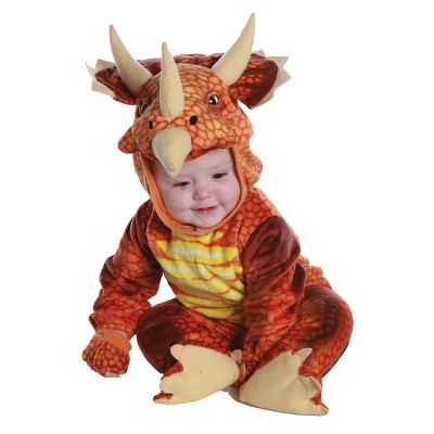 Toddler Triceratops Halloween Costume