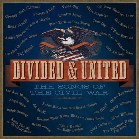 Various - Divided & united:Songs of civil war (CD) - image 1 of 1
