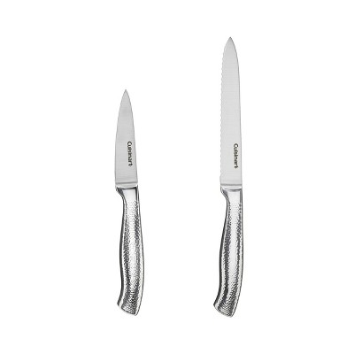 Cuisinart Classic 2pc Utility and Pairing Prep Set - C77SSH-4PUT