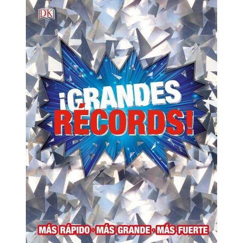 Ï¿½grandes R�cords! - (Hardcover) - image 1 of 1