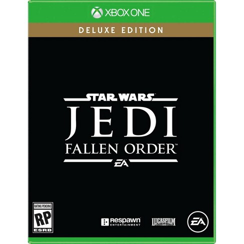 Star Wars: Jedi Fallen Order Deluxe Edition - Xbox One - image 1 of 6
