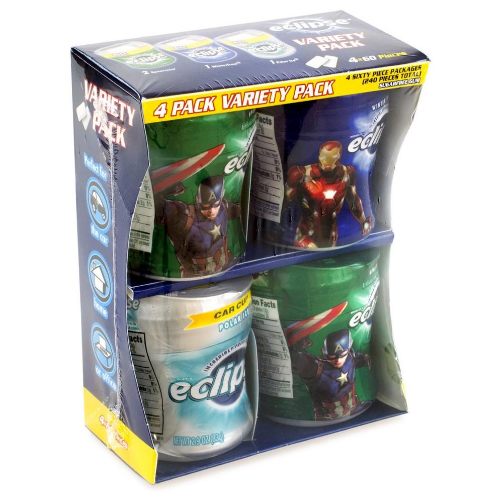 Eclipse Gum Variety Pack - 240ct