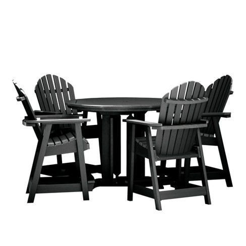 Hamilton 5pc Round Counter Dining Set - Highwood - image 1 of 7