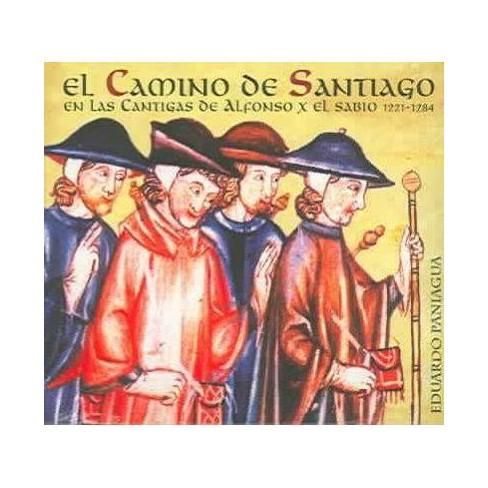 Musica Antigua - Alfonso X (The Wise): El Camino De Santiago (From Cantigas De Santa Maria) (CD) - image 1 of 1