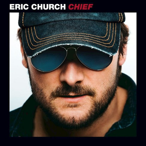 Eric Church - Chief (CD) - image 1 of 1