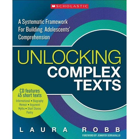 Unlocking Complex Texts - by  Laura Robb (Paperback) - image 1 of 1
