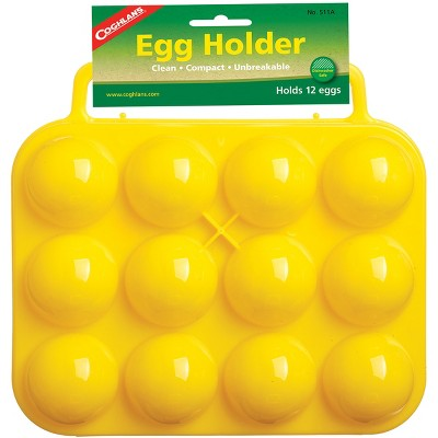 Coghlan's Egg Holder, Compact Carrier Storage Container Travel Case
