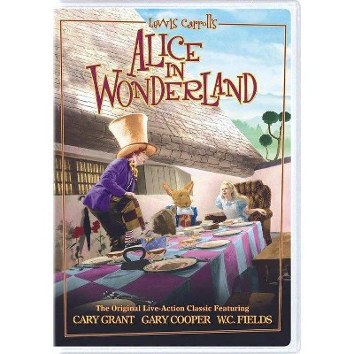 Alice In Wonderland (1933) (DVD)