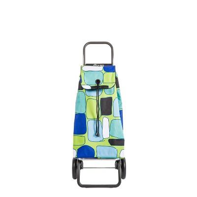 Rolser Bancal Logic 2 Wheeled Foldable Cart Green
