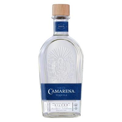 Familia Camarena Tequila Silver - 750ml Bottle