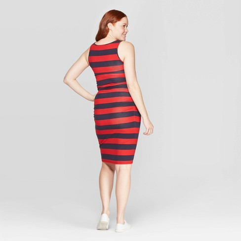 3d2e0412a62 Throw on this dress. Need to run to the grocery store real quick? Throw on  this dress. I bought this target dress with the intention of creating a  striped ...