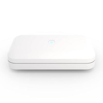 PhoneSoap Go UV-C Sanitizer & Portable Power Pack - White