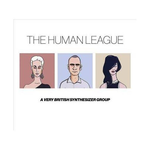 Human League - Anthology: A Very British Synthesizer Group (Vinyl) - image 1 of 1