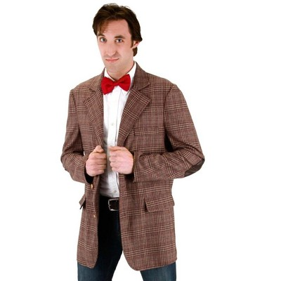Elope Doctor Who 11th Doctor Men's Costume Jacket