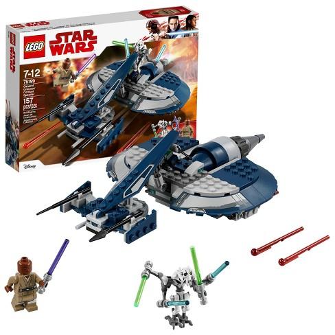 dccc019fc460 LEGO Star Wars™ General Grievous' Combat Speeder 75199 : Target