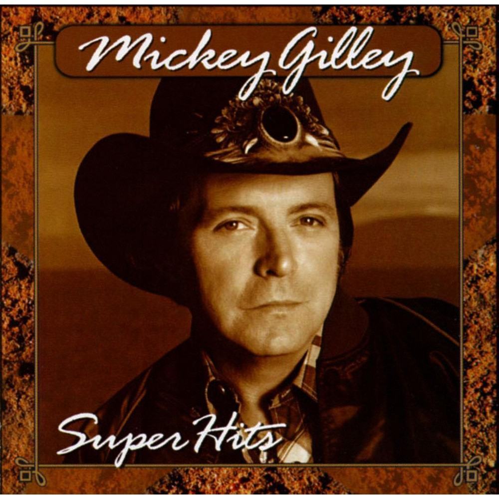 Mickey gilley - Super hits:Mickey gilley (CD)