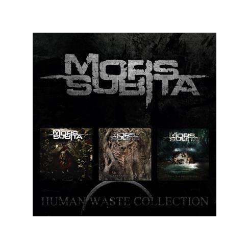 Mors Subita - Human Waste Collection (CD) - image 1 of 1
