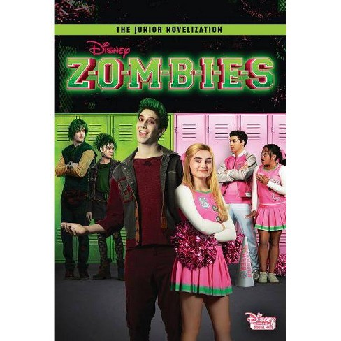 Disney Zombies Junior Novelization (Disney Zombies) - by  Judy Katschke (Paperback) - image 1 of 1