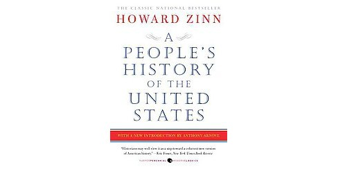 People's History of the United States (Reissue) (Paperback) (Howard Zinn) - image 1 of 1