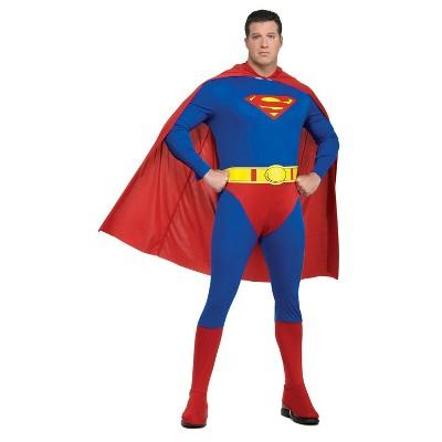 Adult DC Comics Superman Costume XL(42-46)