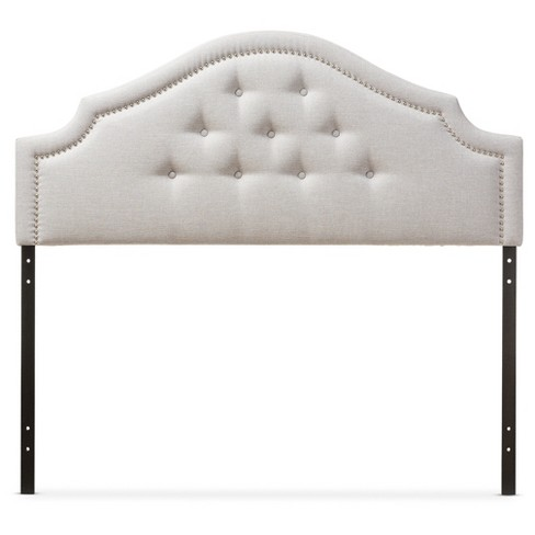 Cora Modern And Contemporary Fabric Upholstered Headboard - Baxton Studio - image 1 of 4
