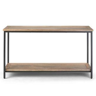 Rhonda Console Sofa Table Natural - Wyndenhall