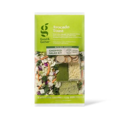 Avocado Toast Chopped Salad Kit - 13.85oz - Good & Gather™ - image 1 of 4