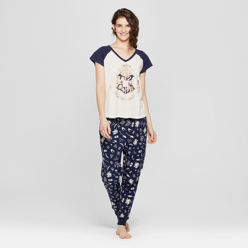 Women s Harry Potter T-Shirt Jogger Pajama Set   Target f31897b220