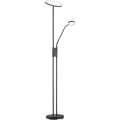 360 Lighting Modern Torchiere Floor, Floor Lamps For Reading Contemporary