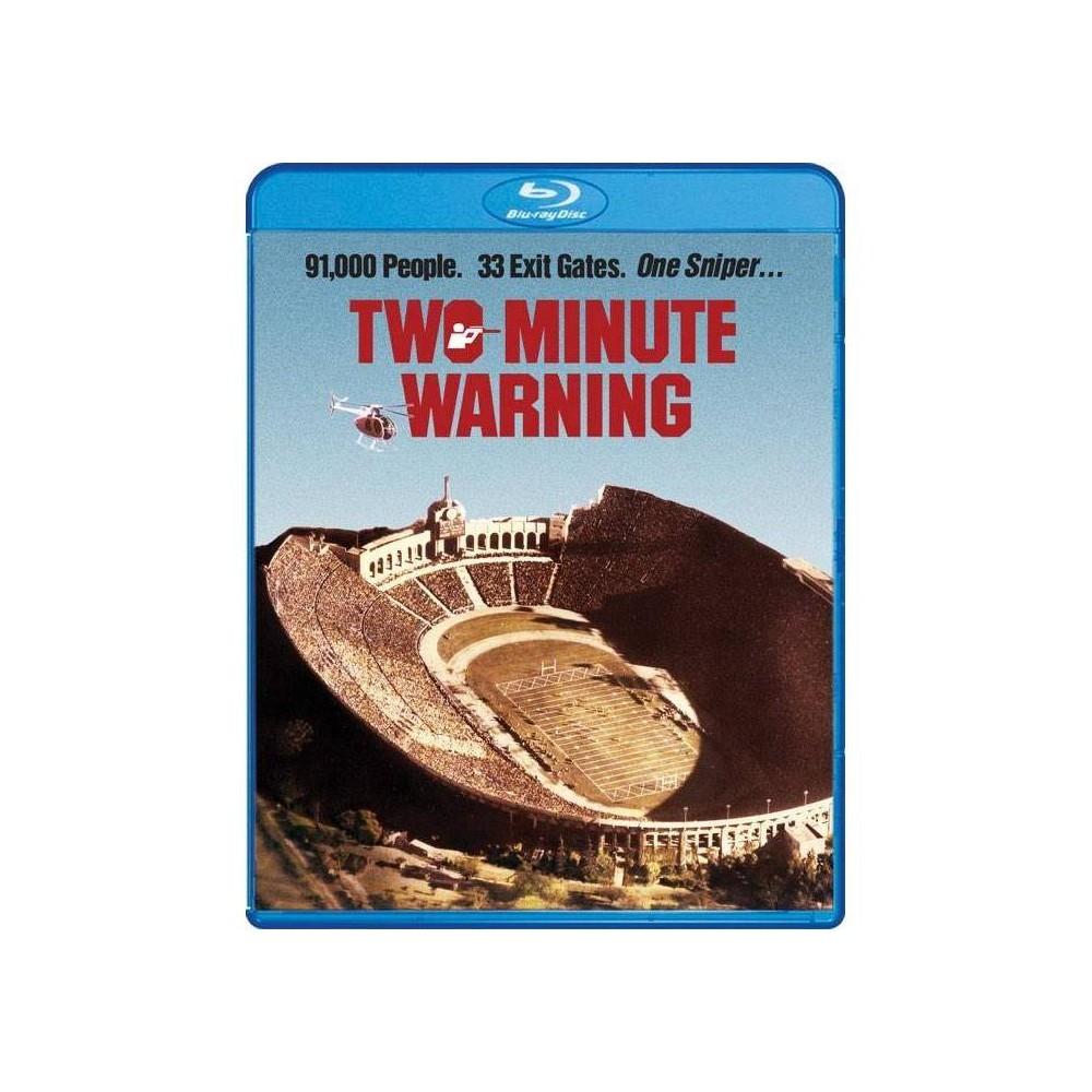 Two Minute Warning Blu Ray 2016