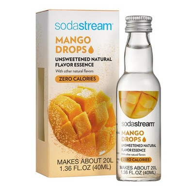 SodaStream Fruit Drops Mango