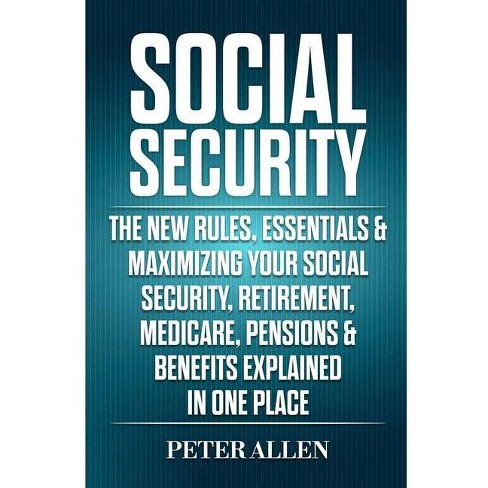Social Security - by  Peter Allen (Paperback) - image 1 of 1