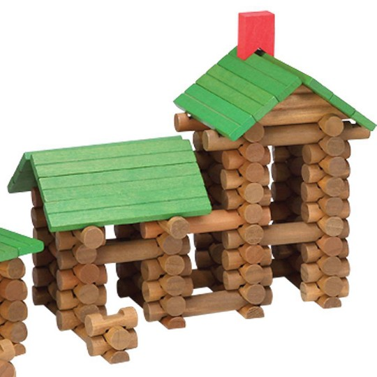 450pc Tumble Tree Timbers image number null