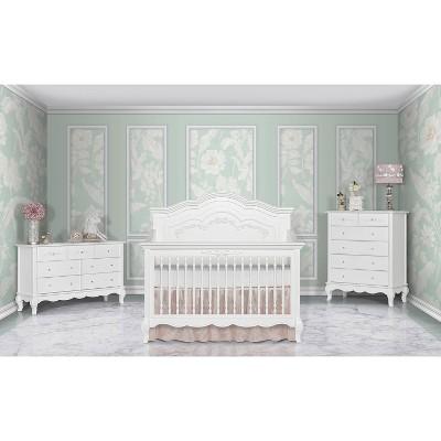 Evolur Aurora Nursery Crib Collection