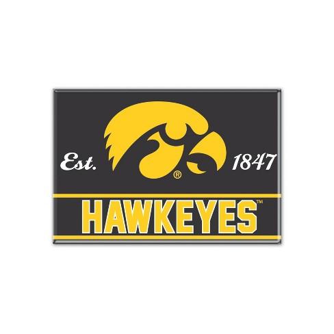 NCAA Iowa Hawkeyes Fridge Magnet - image 1 of 3