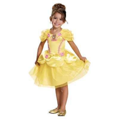 Toddler Belle Classic Halloween Costume 3T-4T