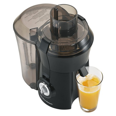 Hamilton Beach Big Mouth Juice Extractor Black 67601 Target