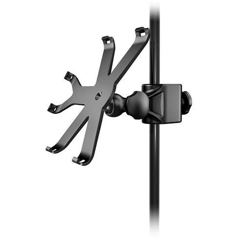 iKlip 2 Microphone Stand Adapter for iPad - Black (IKLIP2IPDI) - image 1 of 5