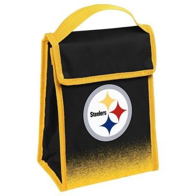 NFL Pittsburgh Steelers Gradient Lunch Bag